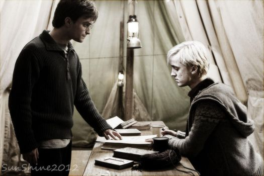 Drarry_tent by LerDan