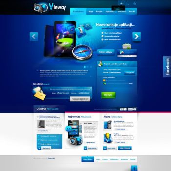 Vieway site - slider 3 by webdesigner1921