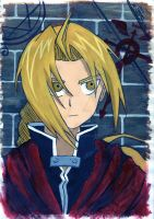 FullMetal Painting 2 by SnowdustDragon