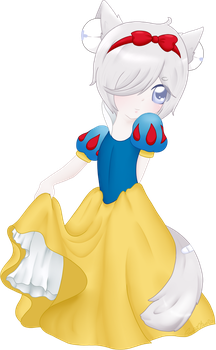 Snow White Lumi by Pikagirl18