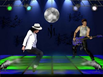 MJ the king of Pop by sweetpoison67