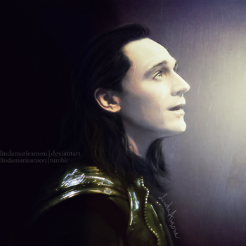 Loki - Incomplete by LindaMarieAnson