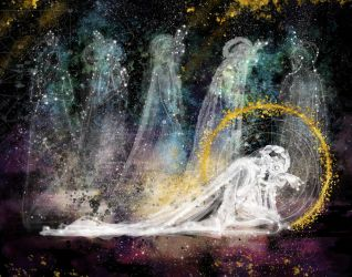 Primordial Mother by juliaharrison