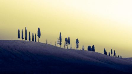 Toscana, dreamy colors by Mavricot