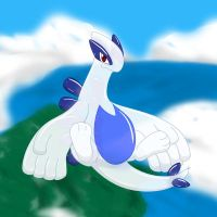 Balloonie Lugia by Wingfox