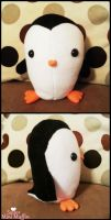 Penguin Plush by SailorMiniMuffin