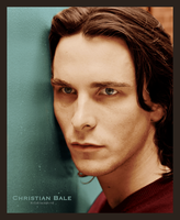 Colorize Christian Bale by MissBlackWhite