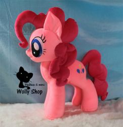 Pinkie Pie For Sale by WollyShop