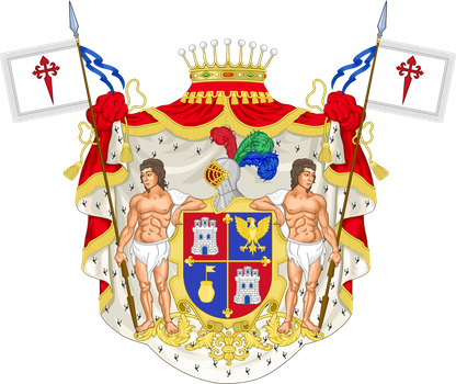 Shield of Escandon Conde de Sierra Gorda by osedu