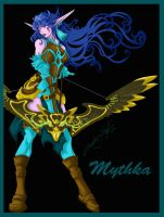 Mythka Warcraft Hunter by Mythka