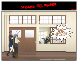 Stalling The Reaper 8 by Kyotita