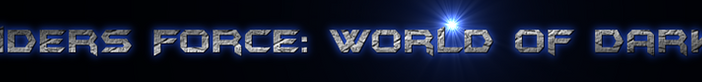Defenders Force: World of Darkness logo by MarioFanProductions