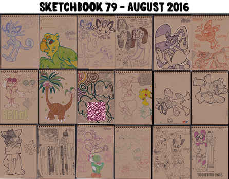 SB 79 - August by tooiebird