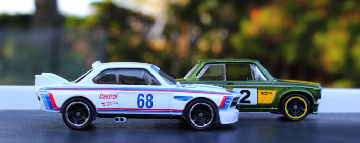 Vintage BMW Racers by boogster11