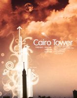 Cairo Tower by ahmedstudio