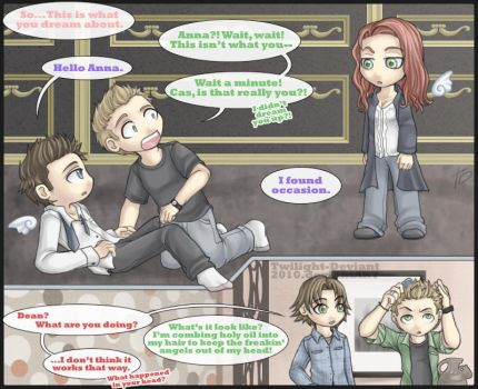 SPN: Occasion? by Twilight-Deviant