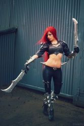League of Legends - Katarina -03- by beethy