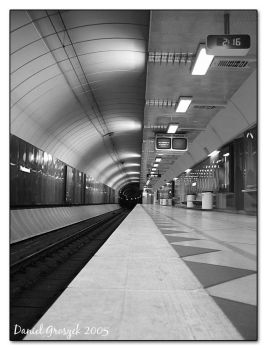 Parliament Station by ldo