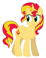 Sunset Shimmer by UP-World