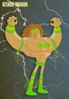 Ultimate Warrior by tyrannus