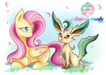 A little flowercrown baby by Animechristy