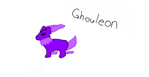 Ghouleon by JiminsJams47