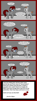 Jack the Ripper Part 8 by StarBoltMLP