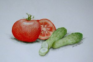 Mamatoes N Pickles - 1 by Dhria