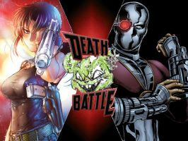 Revy vs Deadshot by ToxicMouse77