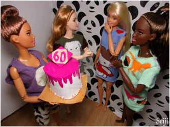 Barbie 60th Anniversary Doll by Seiji-Univers
