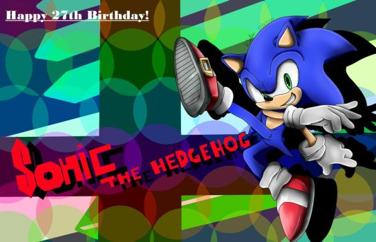 Sonic is in the ultimate! by Selfie1991