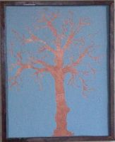 Copper tree- SOLD by JFuchs
