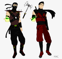 --  Marc MKX -- by Scorpion-Ermac-MK