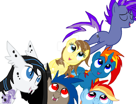 Party Collab Entry XD by JB-Pawstep
