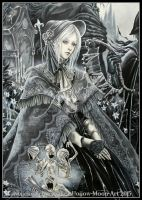 Bloodborne - Doll by Hollow-Moon-Art