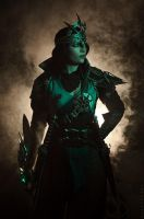 Inquisitor Trevelyan 02 by HydraEvil