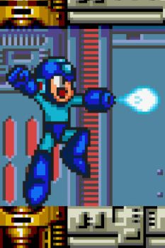 Mega Man iPhone wallpaper II by DaSuxXa