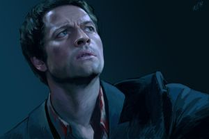 Castiel (season 9) by Armellin