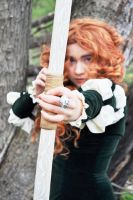 Merida Brave by Lolitababy