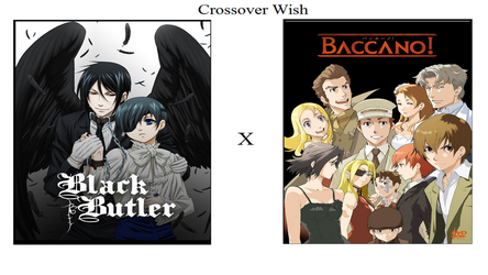 Black butler and Baccano Crossover by ChrisM199