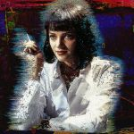 Mia Wallace by quillofphoenix
