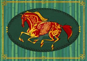 Year of the Horse by Midsea