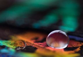 Spectrum of colours by AngiWallace