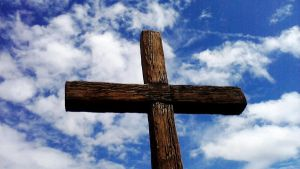 The Cross by rc360