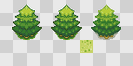 Tree Tiles by HePixels