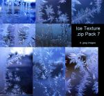 Ice Texture .zip Pack 7 by Melyssah6-Stock