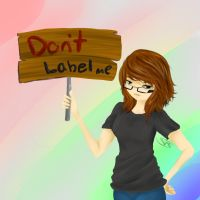 DON'T label me by Junko-Ishi