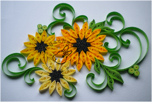 Quilling - card 46 by Eti-chan