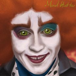 Mad Hatter by HarmfulHamster