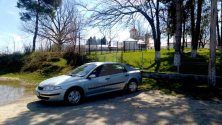 Renault Laguna II - spring tour by ice4you